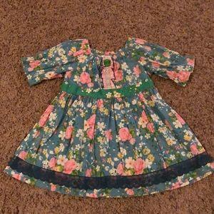 Matilda Jane blouse